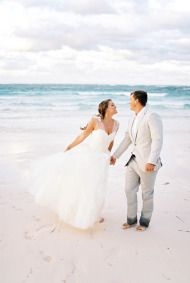Intimate Bahamas Destination Wedding