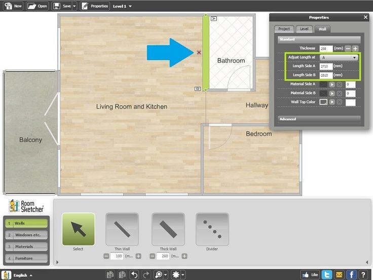56 best floor plan software images on pinterest floor plans software and android. Black Bedroom Furniture Sets. Home Design Ideas