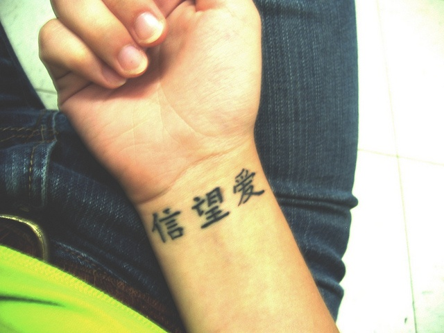 25 best ideas about faith symbol on pinterest strength for Hope symbol tattoos