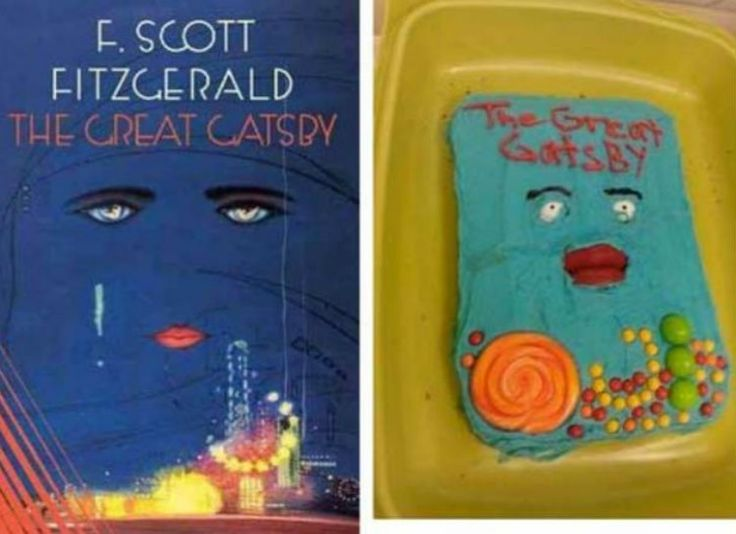 This cake fail is actually hilarious.