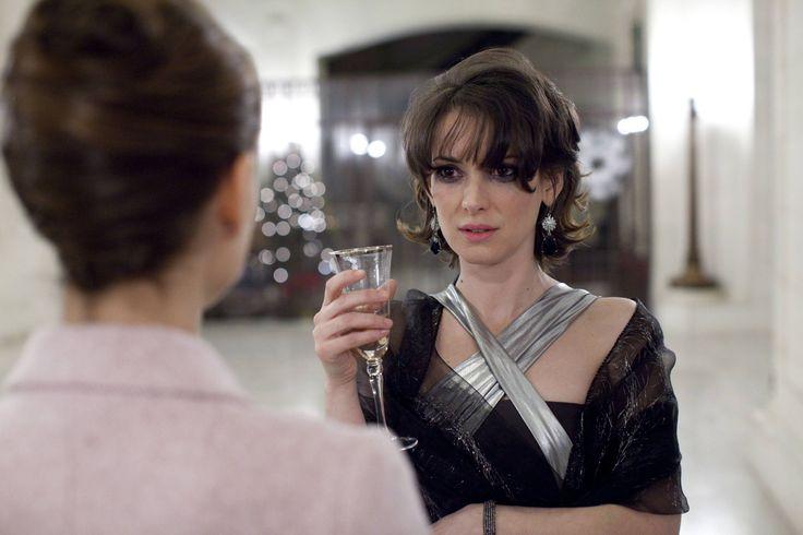 Winona Ryder in Black Swan.