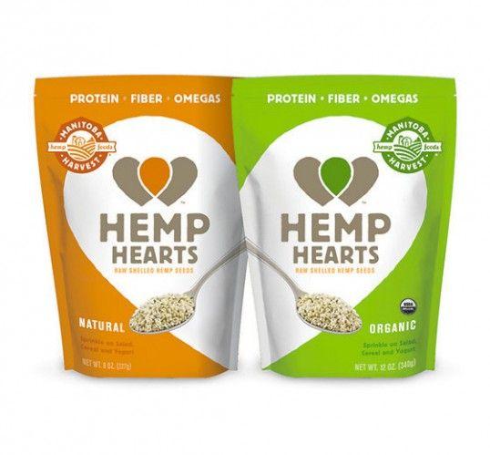 Manitoba Harvest's hemp hearts, 8 oz for $8 Hemp hearts contain all the EFAs eveyrbody needs