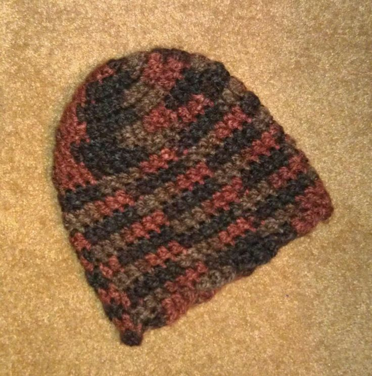 Easiest hat pattern ever and Michael's yarn events - Newark Knitting and Crochet | Examiner.com
