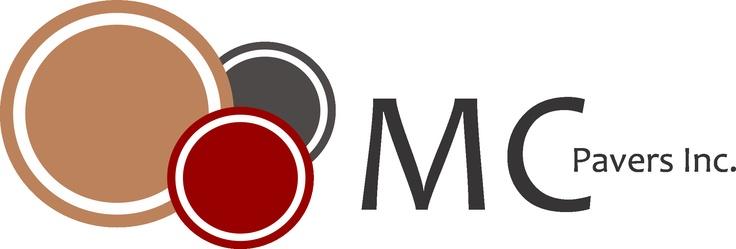 Criação da Logomarca da MC PAVERS.