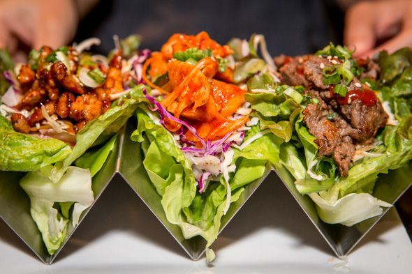 Korean Cowboy opened two months ago in the space formerly occupied by the sports bar Main Event at Yonge and Eglinton, and based on its quirky name alone my interest is piqued. Sam Lee and Janet Yun, the husband-and-wife team behind Bi Bim Bap, decided they wanted to open a...