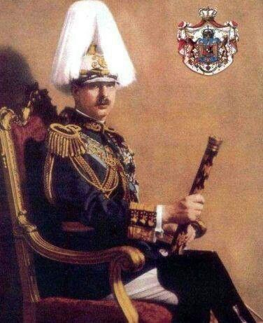 King Carol II of Romania, son of Ferdinand I and Queen Marie of Romania