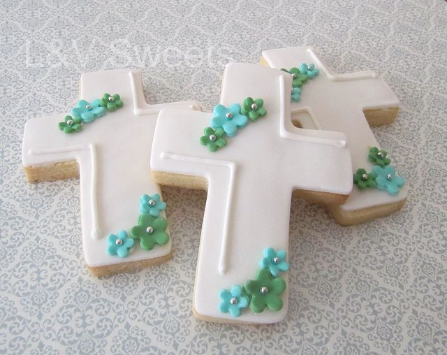 gallery of cross cookies | Cross cookies | Flickr - Photo Sharing!