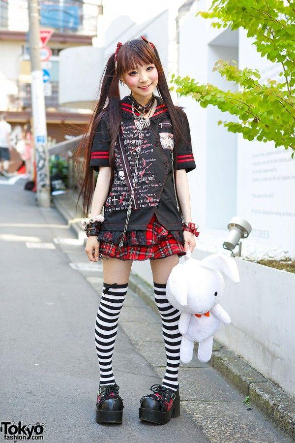 1000 Ideas About Harajuku Girls On Pinterest Harajuku
