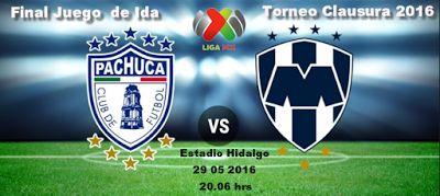 Blog de palma2mex : Monterrey vs Pachuca – Final Liga MX Torneo Clausu...