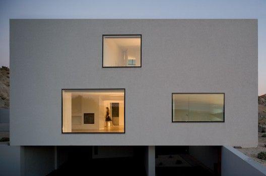 Chão das Giestas House / AVA Architects