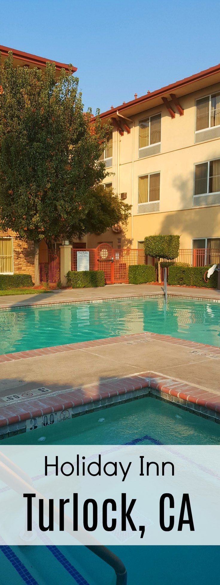 Holiday Inn Express in Turlock, California - Where to stay when you travel on Highway 99 in California's San Joaquin Valley