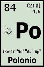 Mejores 65 imgenes de q u i m i c a en pinterest elementos resultado de imagen para el polonio en la tabla periodica urtaz Images
