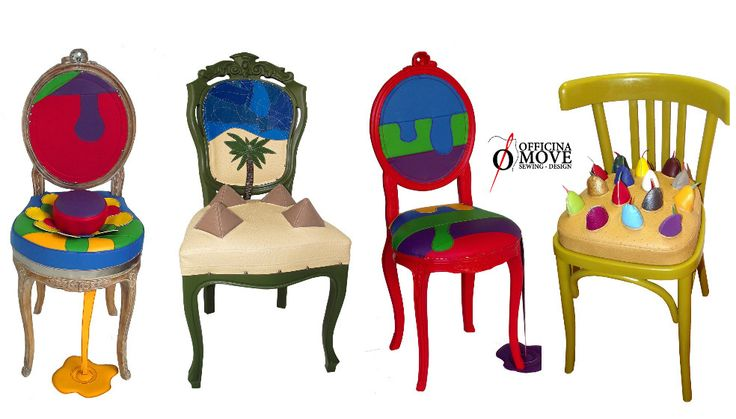 alessandro ciafardini - restyling old forniture - hand made - reuse -