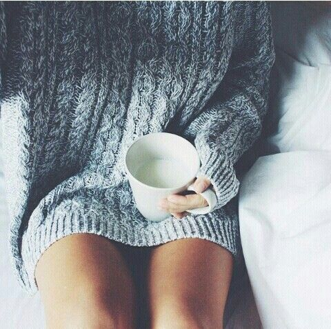 Girl - milk - cup