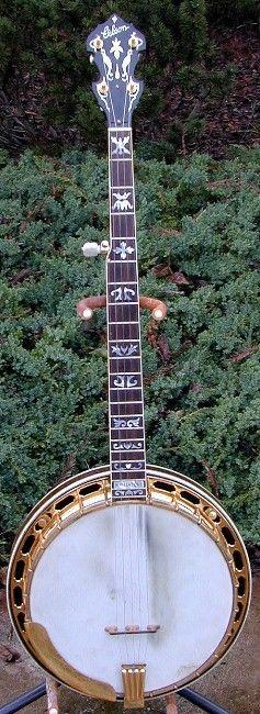 1933 Gibson Granada Mastertone Banjo