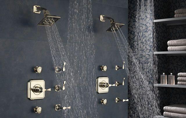 Shower Flow Shower Take A Shower Double Shower Master Shower Bathroom
