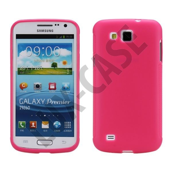 Pink Samsung Galaxy Premier Cover