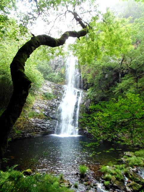 Cascada del Cioyo, Asturias
