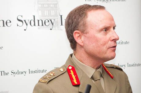 Chief of Army at the Sydney Institute.