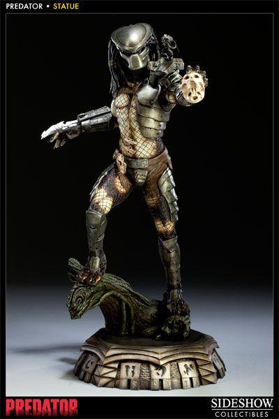 Sideshow Collectibles - Predator Statue