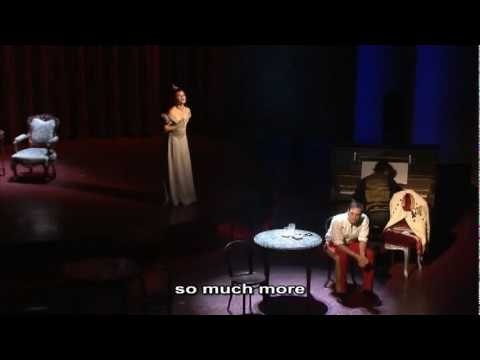 """So Viel Mehr"" or So Much More from the Wildhorn musical Rudolf: Affaire Mayerling. The English translations are too literal, but it's a pretty song anyway"