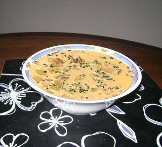 Cullen Skink - A tasty and satisfying soup from the Moray area of Scotland.