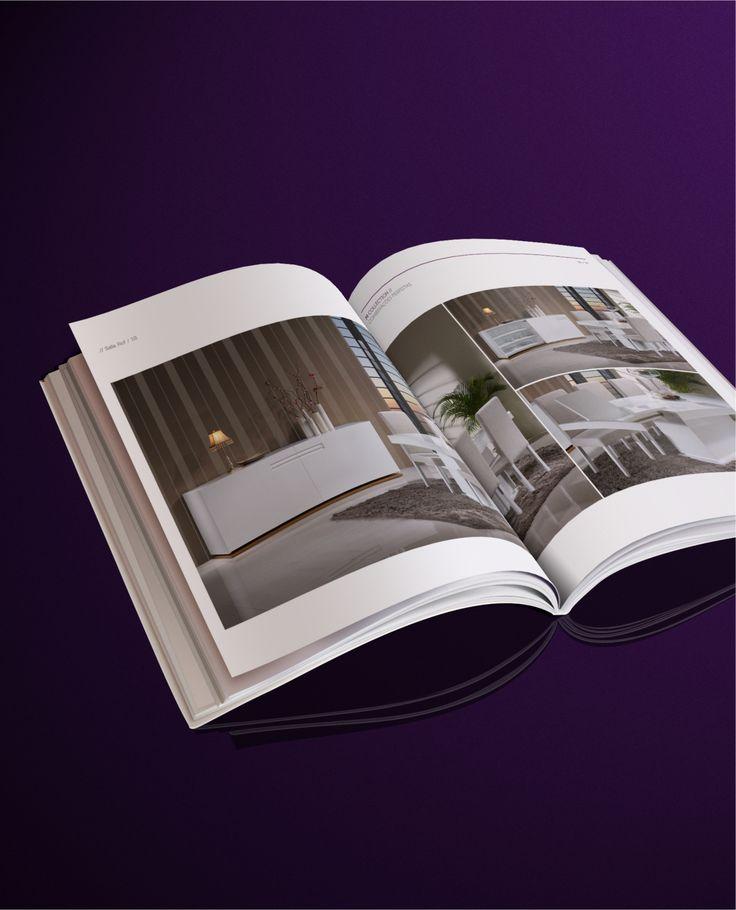 Website e catálogos