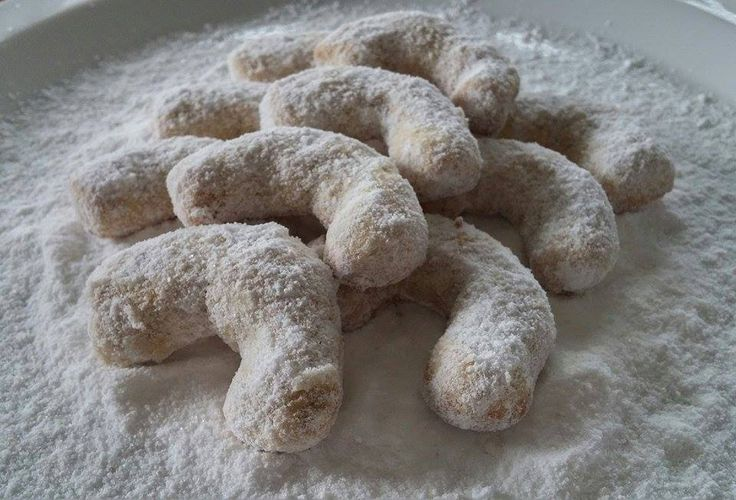 vanilla rolls