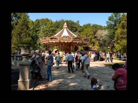 Центральный парк отдыха. Харьков. Украина - YouTube
