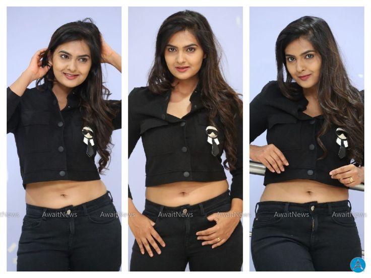 Neha Deshpande Hot Navel Show Photos At Vadena Movie Audio Launch