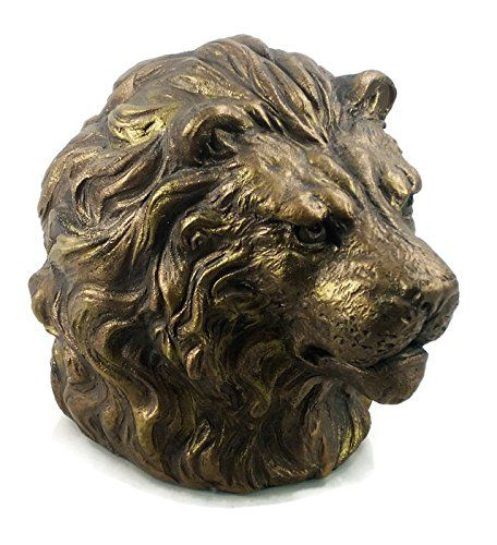 Austin Sculpture Lion Head Bust Austin Productions http://www.amazon.com/dp/B00RYBUEHC/ref=cm_sw_r_pi_dp_.eERub1W1HBVZ