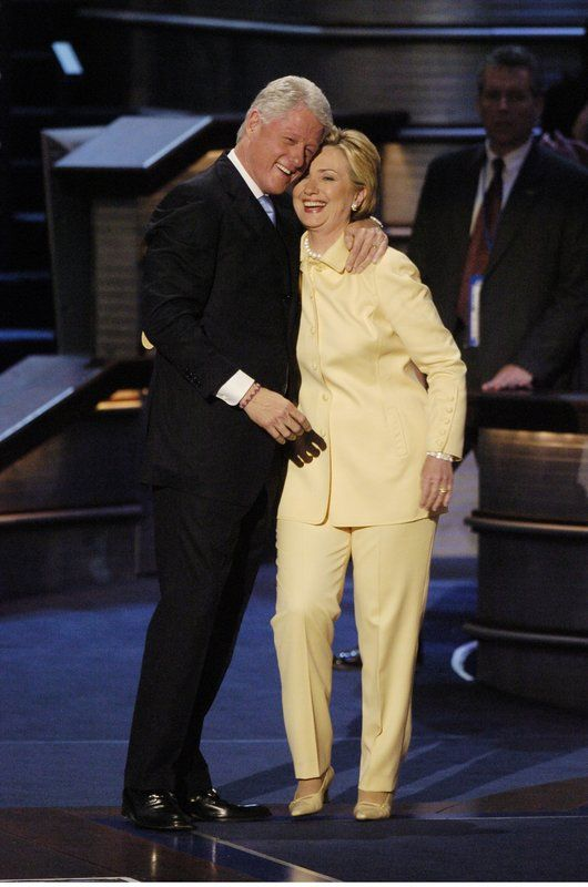 On Hillary Clinton's Birthday, Every Nasty Woman Needs A Pantsuit