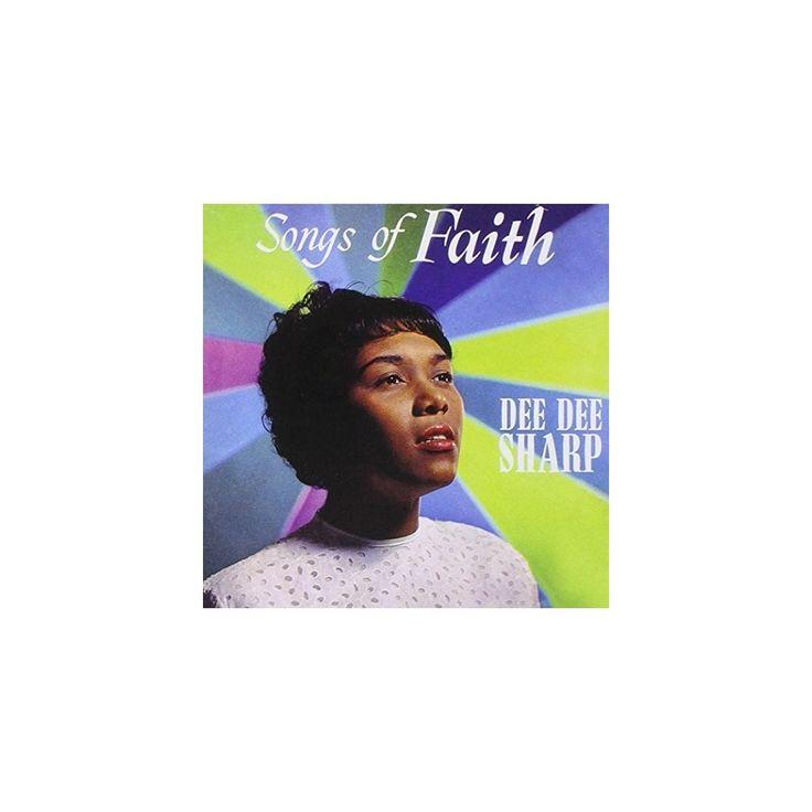 Dee Dee Sharp - Songs of Faith (CD)