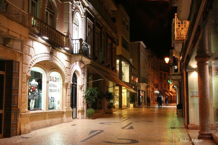 Rua das Montras, Caldas da Rainha - Portugal