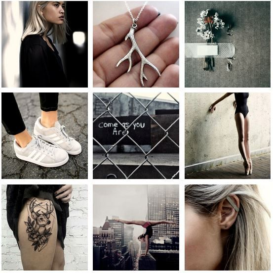 "MODERN AESTHETICS: Nessa  ""I turn and I slowly walk away and I don't look back. It has always been a fault of mine, but it is the way I am. I never look back. Never."" - James Frey"