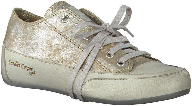 Candice Cooper Chaussures à lacets ROCK ANGEL Argent