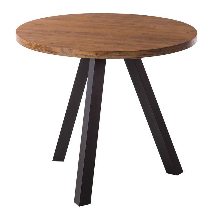 Mobel Ideen Moderner Esstisch. die besten 25+ baumkantentisch ...