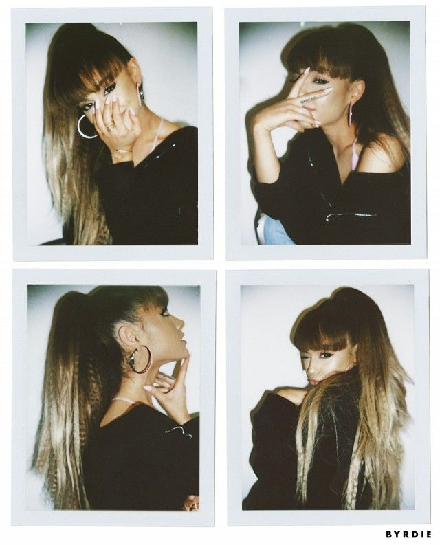 Ariana Grande knows that it's always important to have fun with your beauty look