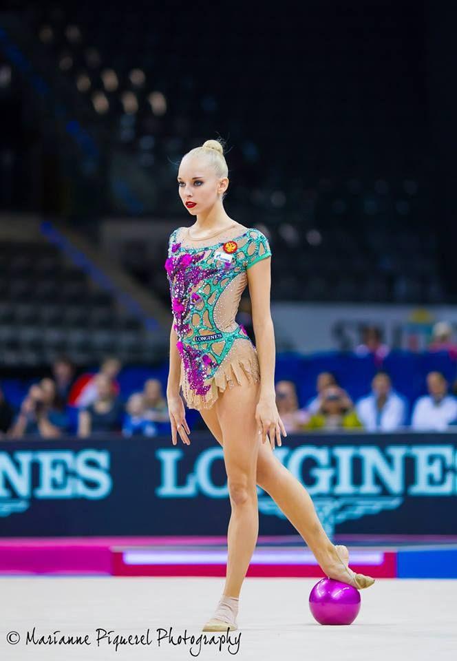 Yana Kudryavtseva (Russia), World Championships (Stuttgart ...