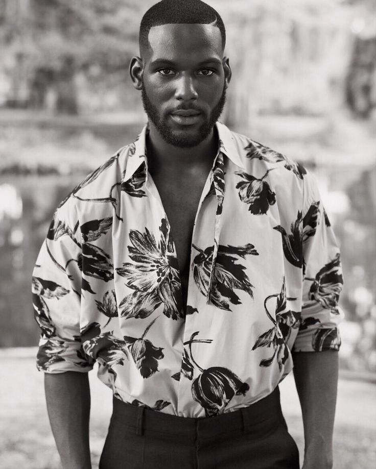 Kofi Siriboe It's jus something about him