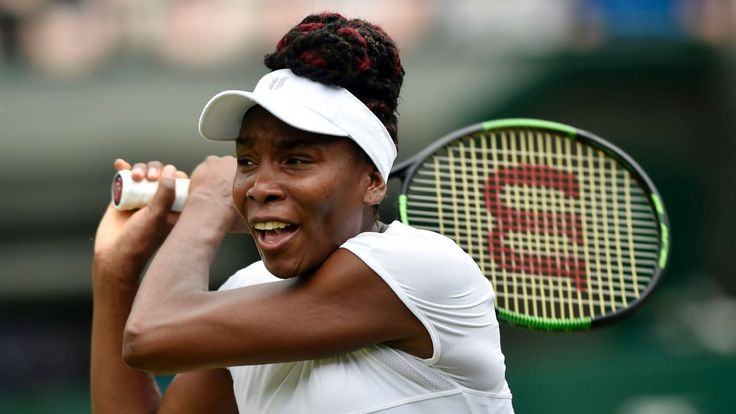 Venus Williams and Serena Williams both win in Wimbledon quarters