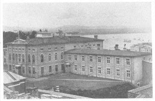 Le second Parlement en 1865