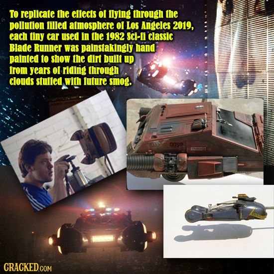 17 Tiny Movie Details You Won't Believe Took Insane Work | Cracked.com