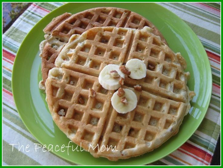 Easy Gluten Free Waffle Recipe