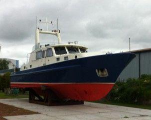 Schless Werft - Polizeiboot Aluminiumboot Patroullienboot Schless Werft - Image 1