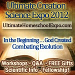 Creation Science Expo: Creations Science, Science Expo Webinar, Schools Science, Creations Expo, Science Expowebinar, Homeschool Science