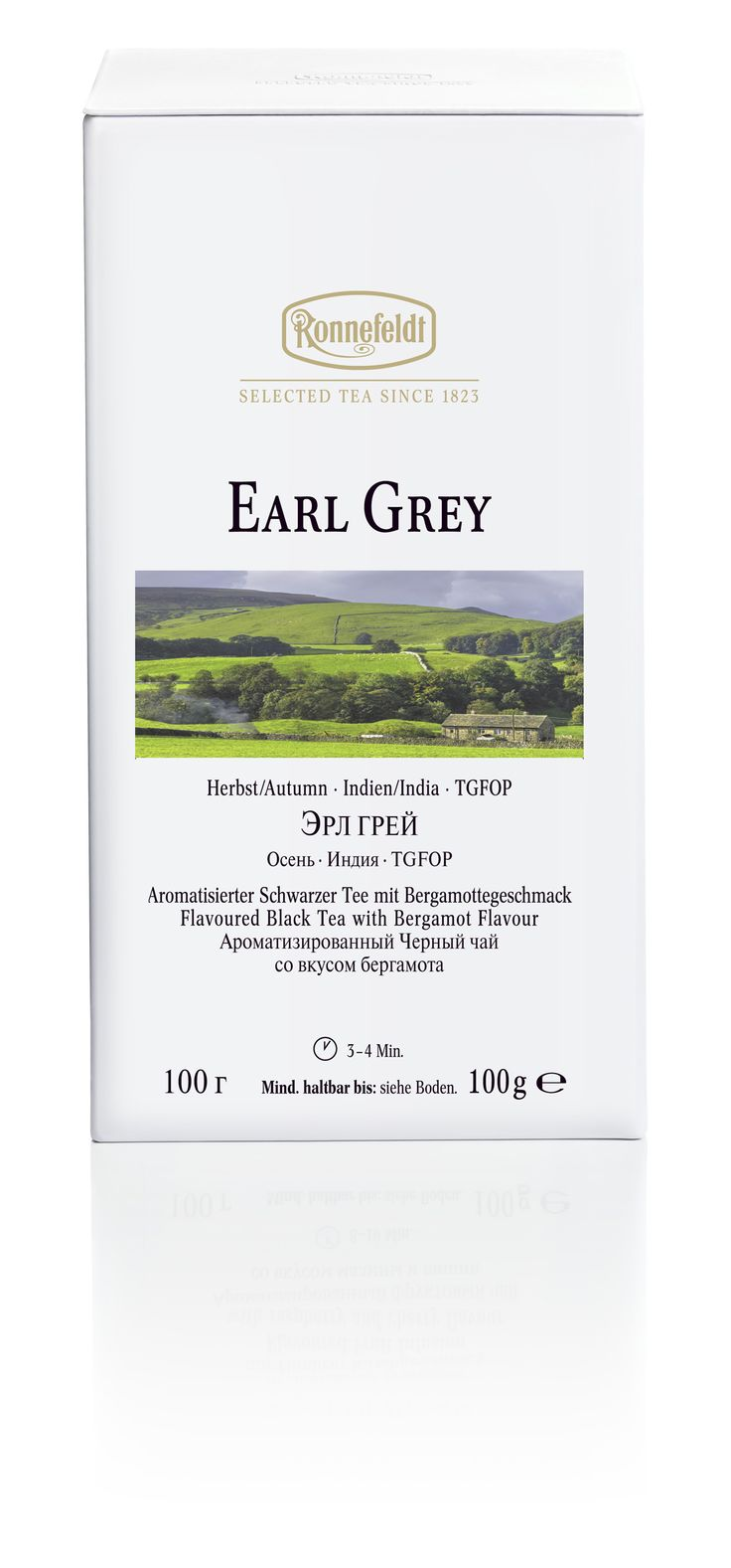 Ronnefeldt White Collection - Earl Grey