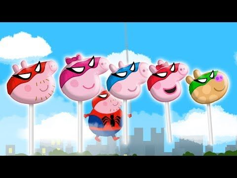 #Peppa Pig #Spiderman #Lollipop #Finger Family   #Nursery Rhymes Lyrics - RoRo Fun Channel Youtube  #Masha   #bear   #Peppa   #Peppapig   #Cry   #GardenKids   #PJ  Masks  #Catboy   #Gekko   #Owlette   #Lollipops  #MashaAndTheBear  Make sure you SUBSCRIBE Now For More Videos Updates:  https://goo.gl/tqfFEb Have Fun with made  by RoRo Fun Chanel. More    HOT CLIP: Masha And The Bear with PJ Masks Catboy Gekko Owlette Cries When Given An Injection  https://www.youtube.com/watch?v=KVEK6Qtqo9M…