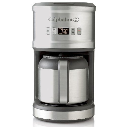 Calphalon Quick Brew Thermal Coffee Maker : 17 Best images about Drip Coffee Maker on Pinterest Glass coffee mugs, Stainless steel and ...