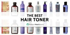 As part of our commitment to give you information on the most effective beauty products on the market, we give you our take on the best hair toner. After over three weeks of research, we've come up with the top 9 best hair toners for orange, blonde, and white hair.